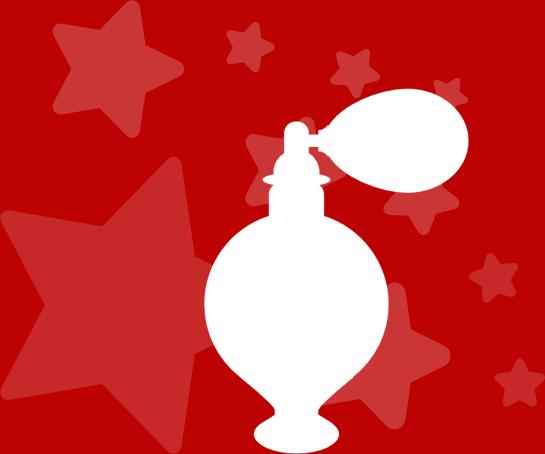 Parfum zu Weihnachten